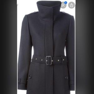 New Burberry Gibbsmoore wool coat Size  2 US